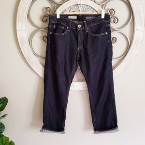 AG The Tomboy Crop Relaxed  Straight Leg 2…